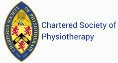 Chartered Socity of Physiotherapy logo